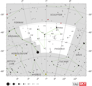 astro constellation phoenix