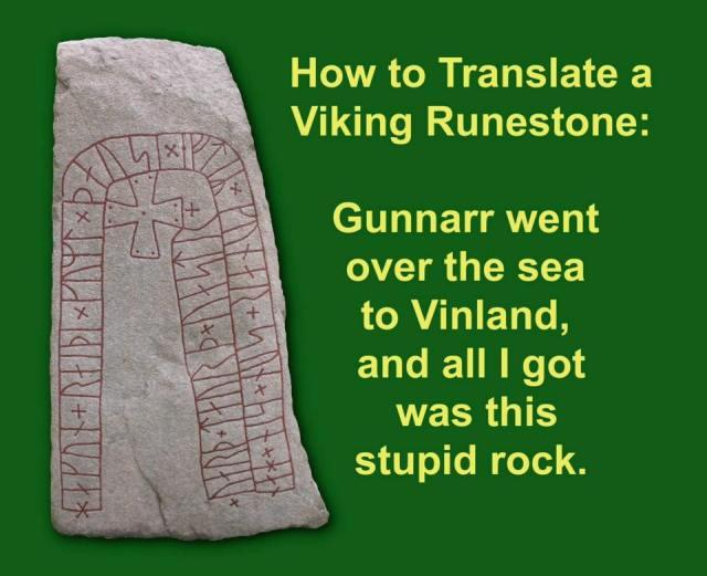 Translate Viking funny