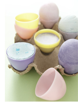 DIY EggShaped Chalk & Crayons 2