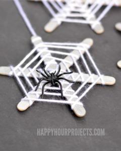 craftstick-spiderweb
