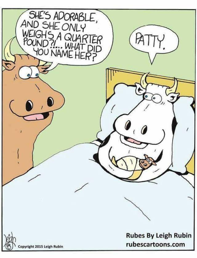 Patty funny
